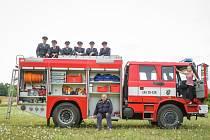 Valdičti dobrovolní hasiči.
