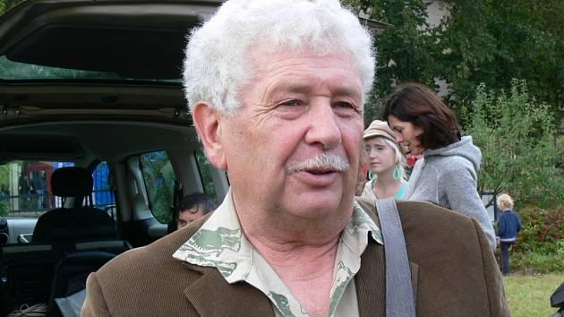 Václav Chaloupek.