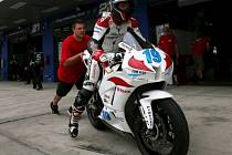 Jičínský tým SMS Racing zaznamenal v Thajsku skvělý výsledek, Kevin Wahr dojel dvanáctý.