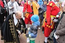 Advent v Jičíně s vévodou Valdštejnem.