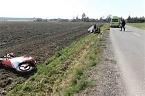 Nehoda u Sukorad