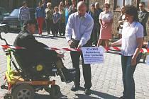 U novopackého centra Vyšehrad vzniklo nové parkoviště.