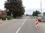 Bezpečnost chodců má zajistit nový přechod v Havlíčkově ulici