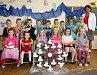 Žáci třídy 1.A ze ZŠ Husitská Nová Paka s paní učitelkou Petrou Tauchmanovou.