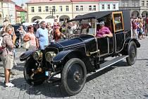 Loukotě a řemeny Jičín 2012.