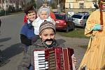 Masopustní oslavy v Ostružně.