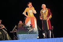 Pořad Mozartissimo v Nové Pace.