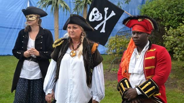 Piráti řádili v Soběrazi.