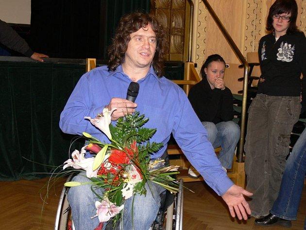 Herec Jan Potměšil.