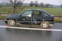 U Sobotky došlo na obchvatu opět k tragické dopravní nehodě.
