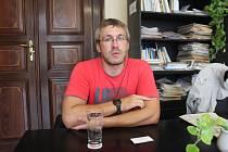Michal Slanina z Jičína, čtyřiadvacátý Čech, který překonal kanál La Manche.