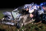 Tragická nehoda u Skaličky, 28.10.2019