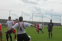 Fotbal Robousy B - Stará Paka B