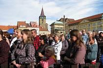 Ve středu byl slavnostně zahájen pohádkový festival.