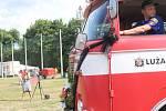 Lužanští hasiči mají novou techniku.