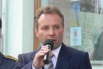 Bělohradský starosta ing. Pavel Šubr.