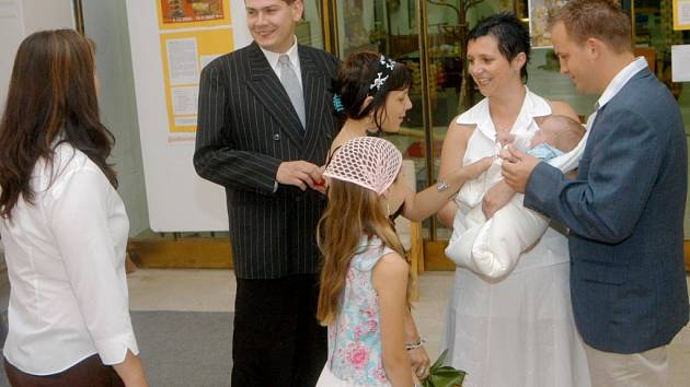 Termín svatby na 7. 7. 2007 byl velmi žádaný.