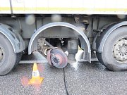 Nehoda si vyžádala jedno zranění.
