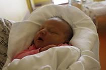 Eliška Millerová přišla na svět 16. února s mírou 48 cm a váhou 3,4 kg. Z prvního přírůstku do rodiny mají radost Marcela Pupová a Jan Miller z Turnova.
