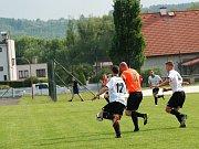 Okresní soutěž mužů Libuň - Robousy.