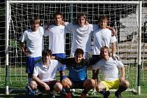 Vítězné mužstvo Ydarokus Sukorady.