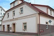 Restaurace Veselka.