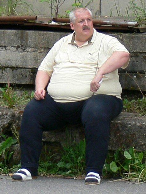 Obezita neznamená pouze sníženou pohyblivost, kila navíc přímo škodí zdraví.