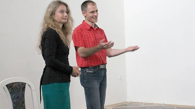 Z přednášky Ilony Pluhařové.