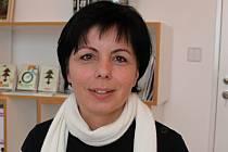 Martina Berdychová.