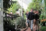 Zahradnická škola hostí od soboty do středy v rámci projektu Comenius studenty z Itálie, Maďarska a Polska.