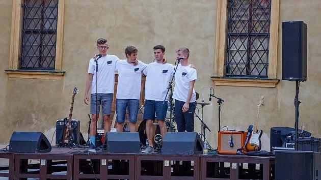 Mladí jičínští muzikanti jdou svou vlastní cestou.