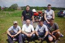 Butovští hasiči.