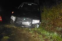 Příčinu nehody určí policejní vyšetřování.