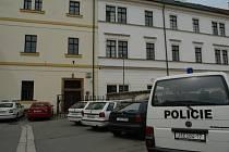 Okresní ředitelství Policie ČR v Jičíně.
