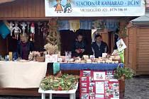 Stacionář Kamarád na pohádkovém festivalu.