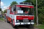 V Třebověticích jsou aktivní také místní hasiči.