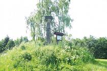 Z obce Borek na Miletínsku.