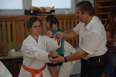 Memoriál je zároveň mistrovstvím ČR Shorin-ryu Shubukan Uema karatedó dójo.