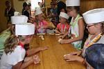 V Hořicích se uskutečnil  přeshraniční tábor polsko - českých dětí. Registroval 300 účastníků.
