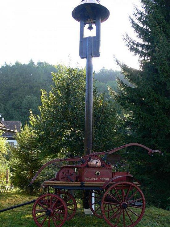 Ve Štěpanicích světili zvoničku.