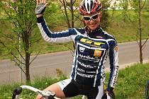 Letos nechybí na startu ani Vendula Kuntová (Remerx Kolín), byla nejlepší v úvodním závodu Jičínské cykloligy.