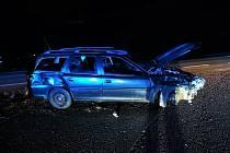Nehoda v Třebnouševsi