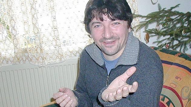 Ivo Chocholáč.