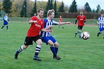 Jičín vydřel výhru, doma brala tři body i Sobotka.