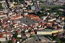 Centrum Jičína.