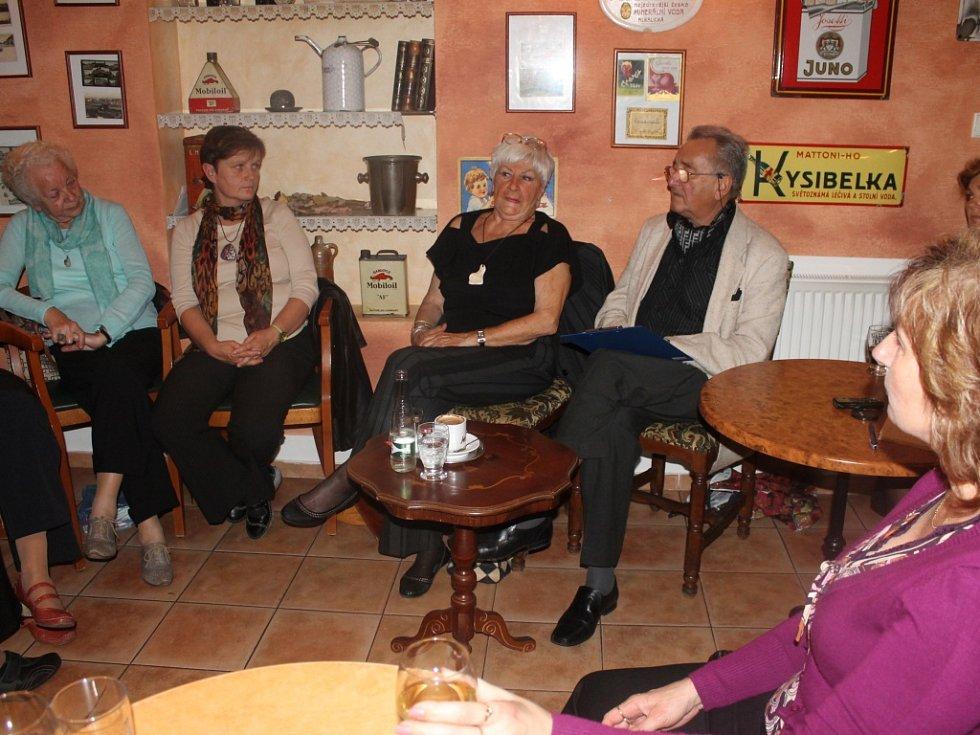 Z návštěvy Kamily Moučkové v Libáni.