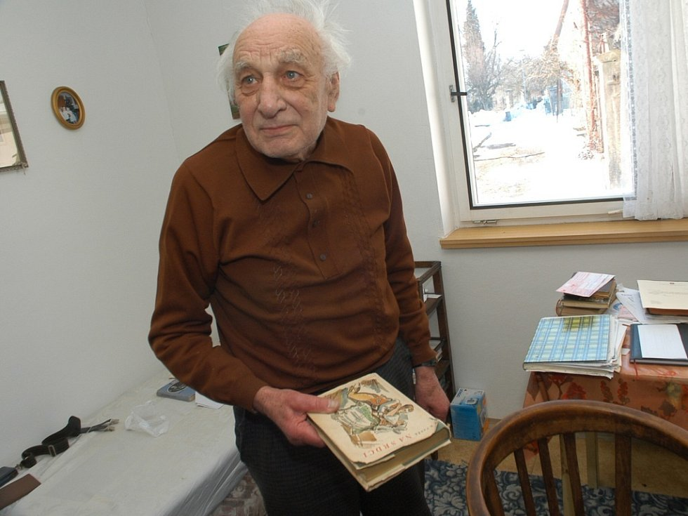 Jaroslav Polák z Miletína.