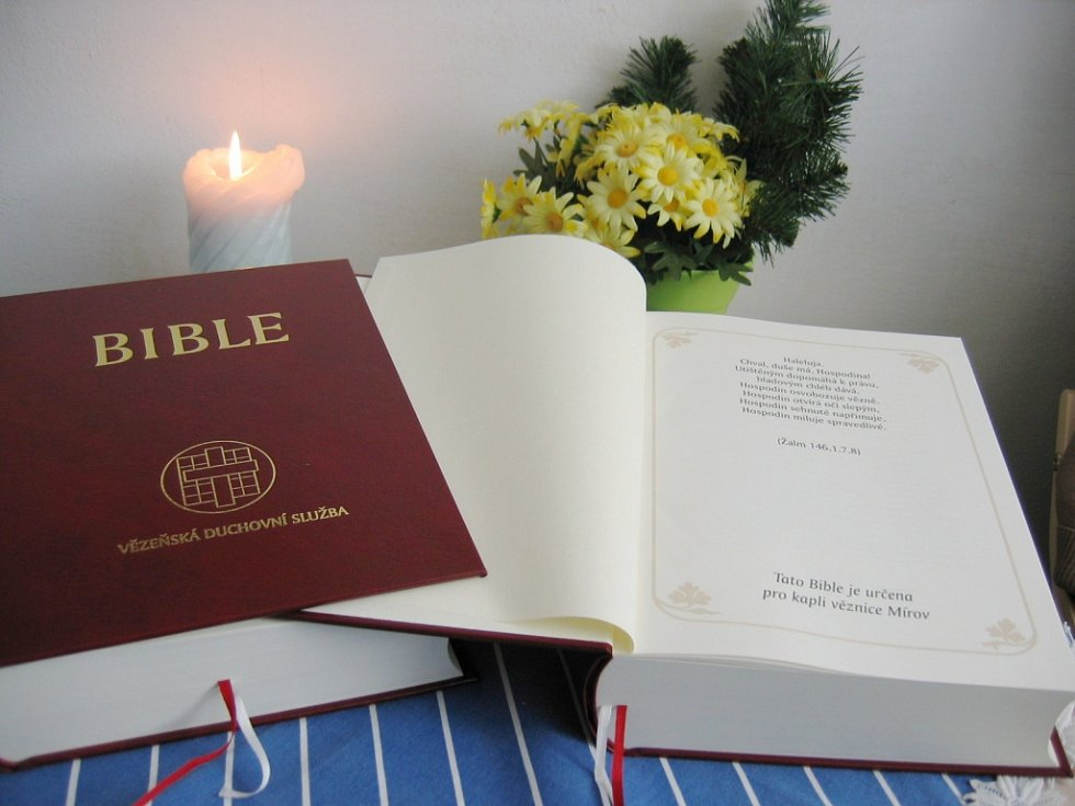 Bible do Věznic.