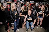 Rockfest v Hořicích.