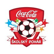 Logo poháru Coca-Cola.